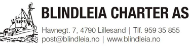 Blindleia Charter AS